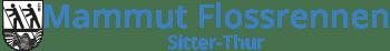 Mammut Flossrennen Sitter-Thur Logo